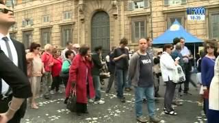 In Vaticano, il concerto per i poveri.