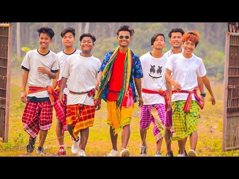 Nalaparar api go boga fok fok || New Pati rabha song || Jyotirmoy J Gurung