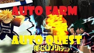 [NEW] ROBLOX HACK/SCRIPT | Boku No Roblox : Remastered | AUTO FARM & AUTO QUEST