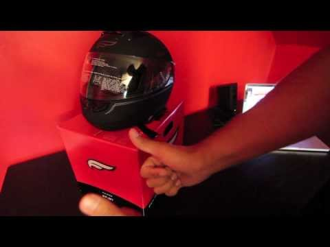 FULMER M1 UNBOXING&REVIEW/ MOTORCYCLE CLASS!!!!