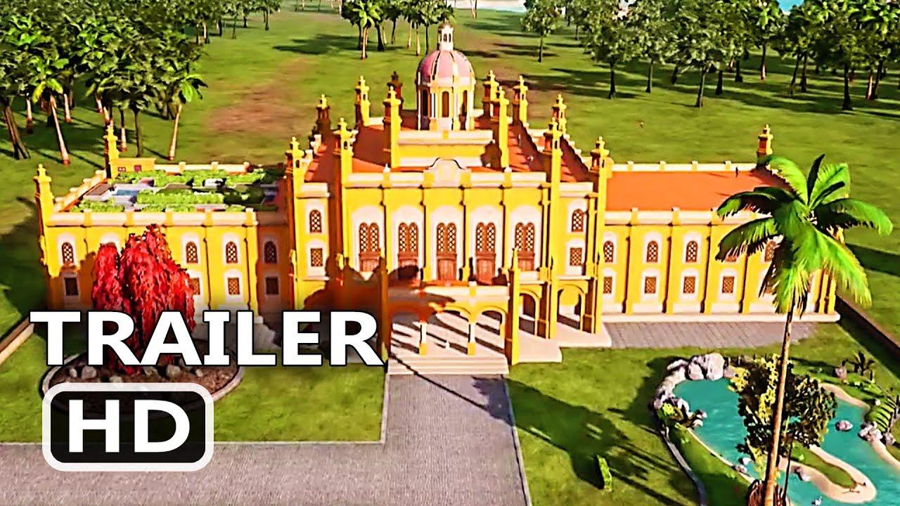 PS4 - Tropico 6 Gameplay Trailer (2018)