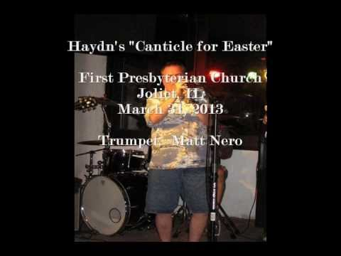 "Matt Nero ""Canticle for Easter"""
