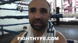 (EPIC) PAULIE MALIGNAGGI GETS DEEP ON WHY HE'S STILL FIGHTING; KEEP DREAMING & CREATING MEMORIES