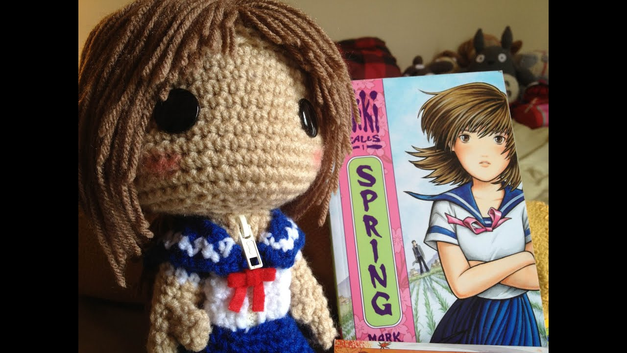 Amigurumi Doll Pattern Book : Make your own miki doll youtube