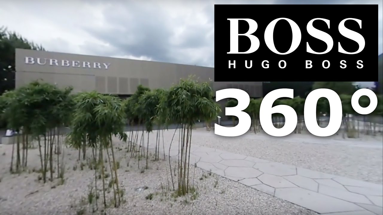 360 vr outlet shopping outletcity metzingen hugo boss youtube. Black Bedroom Furniture Sets. Home Design Ideas