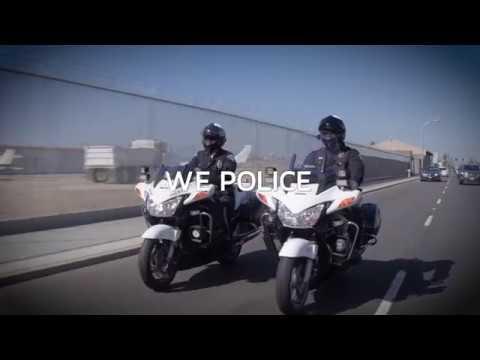 Hawthorne California Police Department Promo Video
