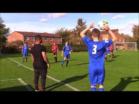 Horncastle Town Res  1 v Skegness United 6  __ 14 /10/ 2017