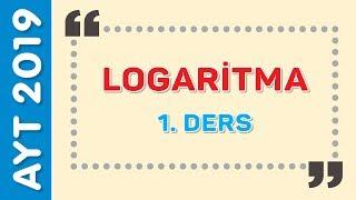 LOGARİTMA 1.DERS  - Emrah Hoca