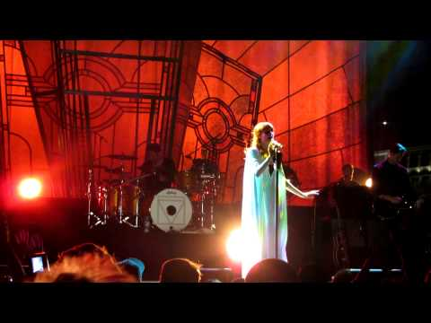 Florence+ The Machine Live @ Jacobs Pavilion at Nautica