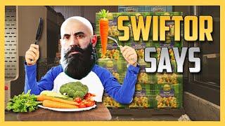 Swiftor Says Eat Your Veggies - TOUGHEST LOBBY EVER