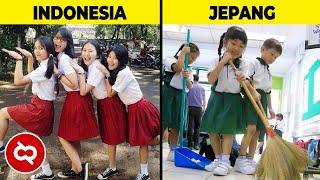 Pantesan Negaranya Cepat Berkembang! Begini Perbedaan Pendidikan Dasar Jepang dan Indonesia