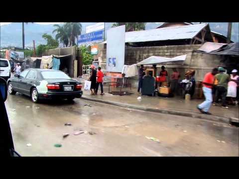 Rainy Day in Port au Prince
