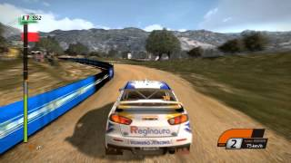 WRC 4 Pc Gameplay - Max Settings - Mitsubishi Lancer Evolution