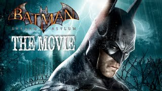 Batman: Arkham Asylum (Game Movie) thumbnail