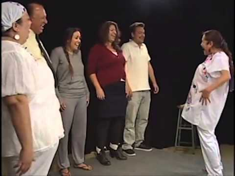 Curanderismo: Traditional Medicine -  Laugh Therapy (Risa Terapia)