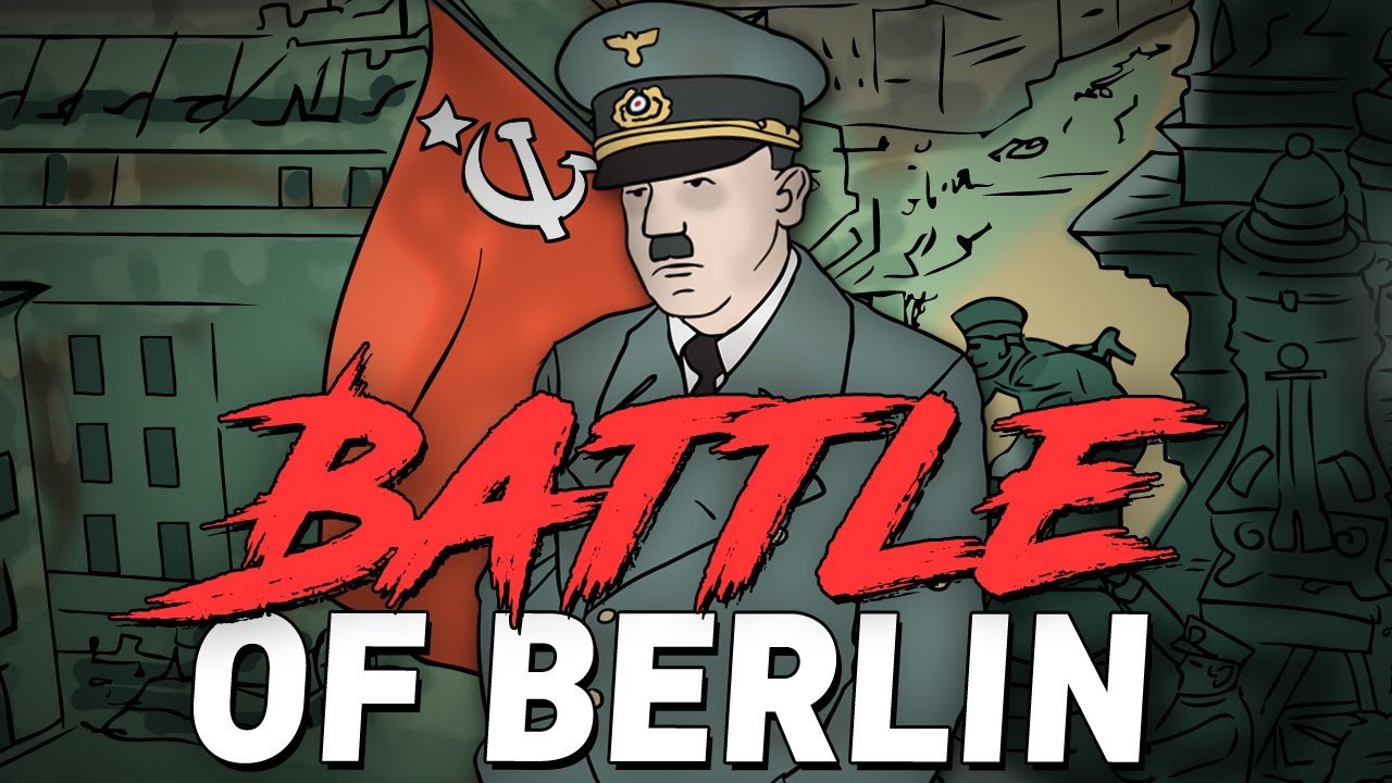 Download Battle of Berlin (ft. Potential History) | Animated History