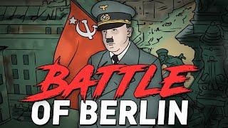 Battle of Berlin | Animated Mini-Documentary