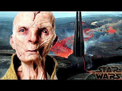 MASSIVE Snoke Darth Vader Connection Revealed! – Star Wars The Last Jedi