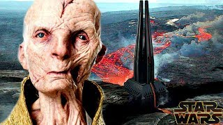 MASSIVE Snoke Darth Vader Connection Revealed! – Star Wars The Last Jedi