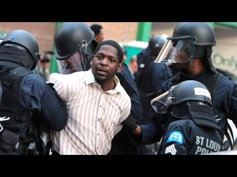 US Police Escape 96% of Civil Rights Charges