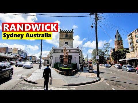 RANDWICK - Sydney Australia | Randwick City Walking Tour