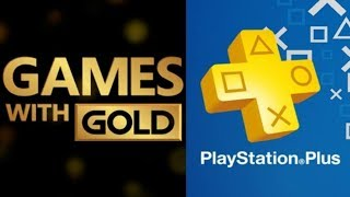 Xbox Games with Gold vs PlayStation Plus - Who Has The Better Lineup for April 2018?