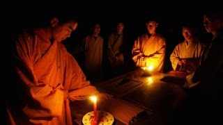 Morning Ceremony at the Shaolin Temple (5 a.m.) 2014.05 shaolin.lt