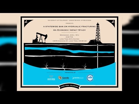 A Statewide Ban on Hydraulic Fracturing: An Economic Impact Study