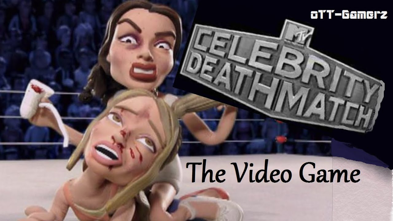 MTV's Celebrity Deathmatch (Sony PlayStation) ~ Emudieval ...