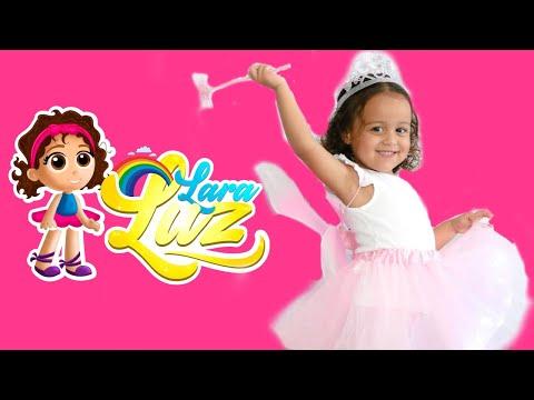 CLIPE MUSICA LARA LUZ (DESENHO) | LARA LUZ