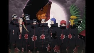 Akatsuki Members Ranked from Weakest to Strongest (Naruto Shippuden) Boruto