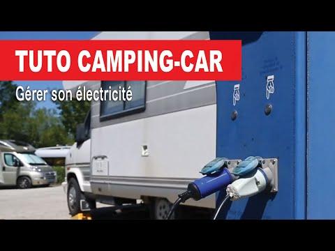 Les conseils de Camping-Car Magazine : gérer son électricité