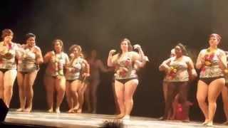 concours miss ronde france 2015 (3eme partie) vu du public