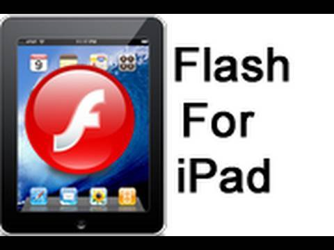 Flash player på ipad