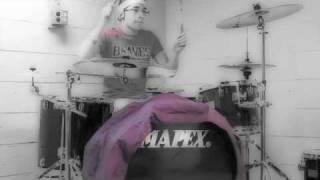 BAMF- Whatever You like- Drum Cover