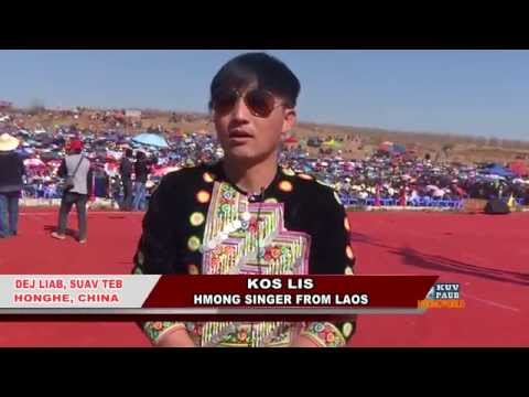 HMONGWORLD: KOS LIS in CHINA, Exclusive Interview During Hmong Int
