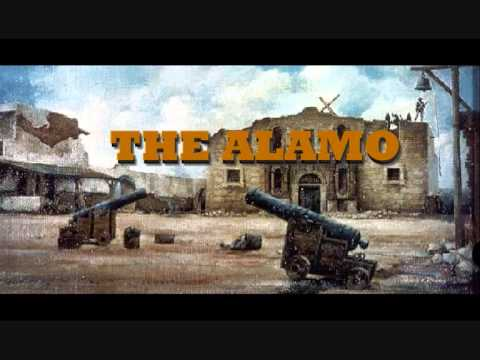 The Alamo  Western Soundtrack Compilation