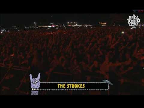 The Strokes - Someday  - Lollapalooza Argentina 2017