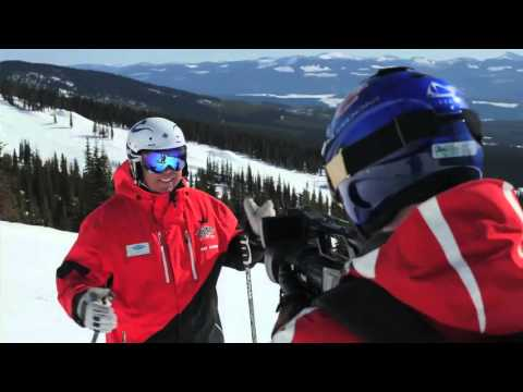 Skiing Fast with Josh Foster at Big White