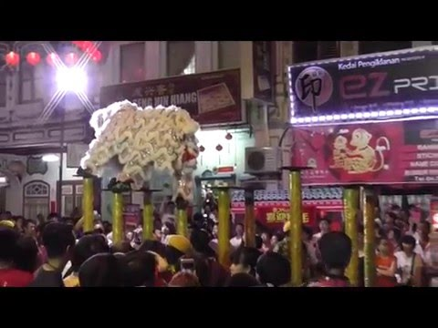 光华日报 Kwong Wah Yit Poh CNY Cultural Night on 30 January 2016