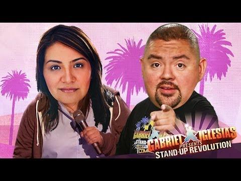 Cristela Alonzo  Gabriel Iglesias Presents: StandUp Revolution! Season 1