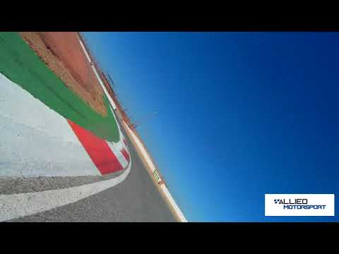 Dan Stamper British Supersport Cartagena Onboard 2018 1:37