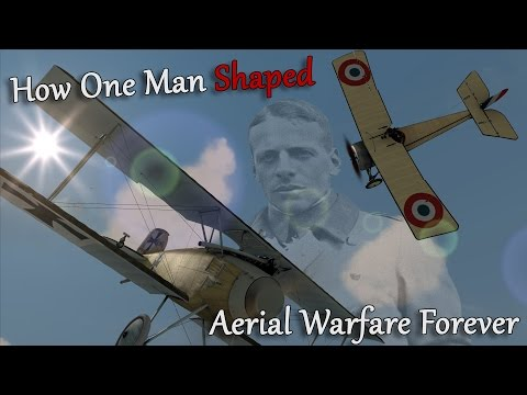 ⚜ | Dikta Boelcke - How One Man Shaped Aerial Warfare Forever