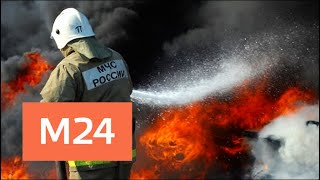 """""""Москва и мир"""": пожар в торговом центре в Кемерове - Москва 24"""