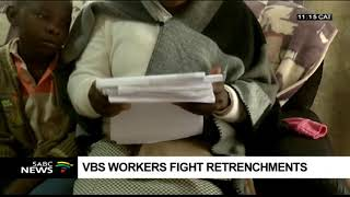 VBS Bank workers fight retrenchments