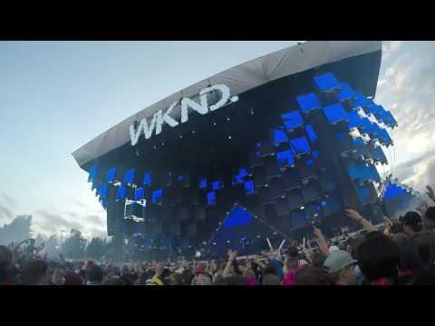 Pendulum Live | Weekend festival Helsinki 2017 | Full set 1080p 60fps
