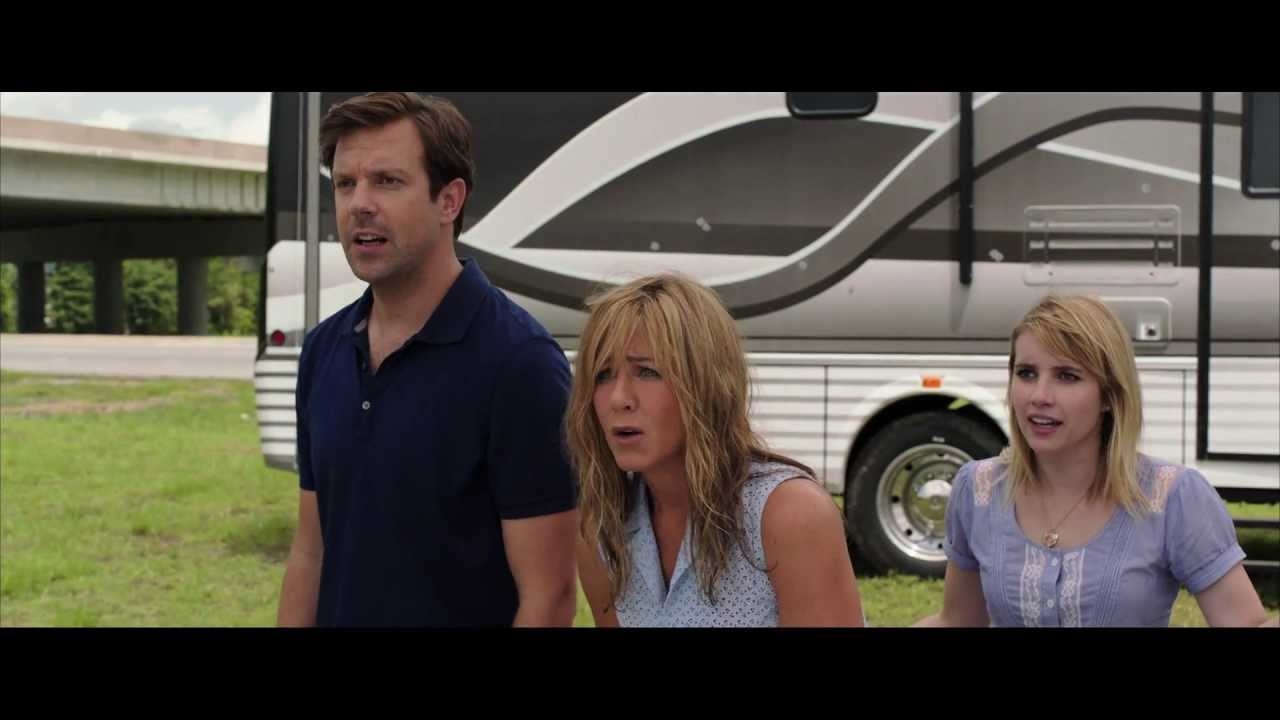 we re the millers official red band trailer hd youtube