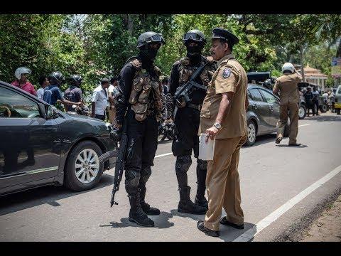 سريلانكا.. اعتقالات جديدة بحثاً عن متورطين بهجمات الأحد الدامي  - 11:55-2019 / 4 / 24