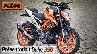 Ma nouvelle moto ! Duke 390 2017 - Présentation 😍