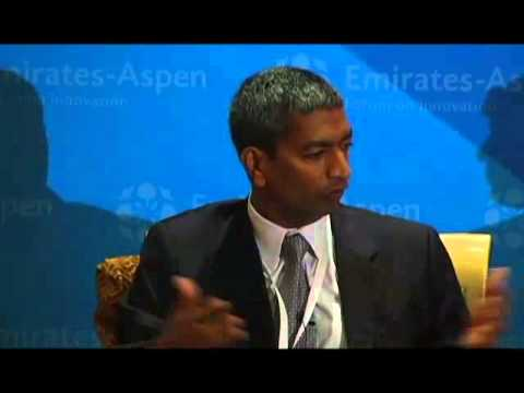 Emirates-Aspen Forum on Innovation: Blueprint for Progress, Infrastructure for an Innovation Economy